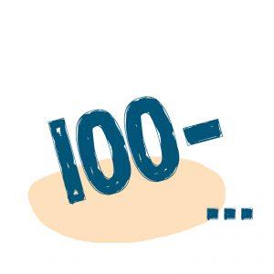 от 100 ₽