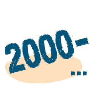 от 2000 ₽