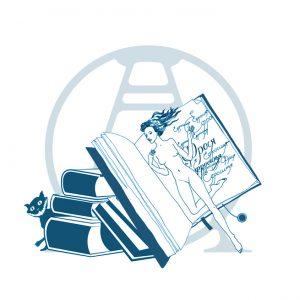 Книги Ольги Арефьевой с автографом-печатью